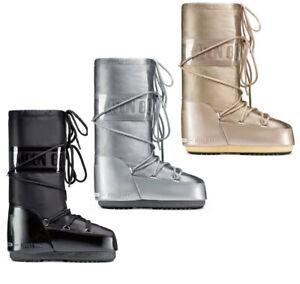 Moon Boot Glance Black, Platino, Silver EU23-26, 27-30, 31-34, 35-38, 39-41