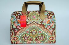 Oilily Laptoptasche Laptop Bag Tasche 10,2 inch Cappuchino braun NEU