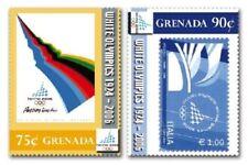 Grenada - 2006 - Winter Olympics 2006 - Set Of 2 Stamps - MNH
