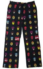 Marvel Comics Kids Pajama pants (Ironman, Spiderman, Captain America, Hawkeye) S