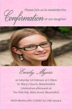 10 Personalised Photo Confirmation Invitations Design 2