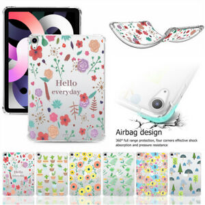 For iPad Air 4 10.9 2020 4th Generation Case Shockproof Transparent Soft Cover