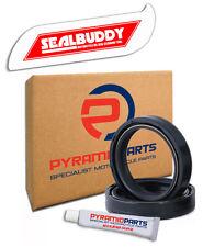 Fork Seals & Sealbuddy Tool Harley Davidson 1449 Dyna SuperGlide/Sport 00