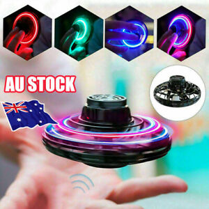 Mini Drone Quad Induction UFO Flying Toy Hand-Controlled RC Kids Christmas AUS