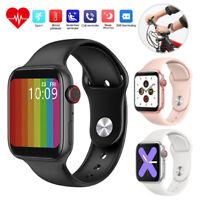 Damen Herren Smartwatch Fitness Tracker Uhr für iPhone Samsung J8 J7 J6 Xiaomi
