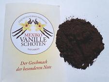 30 g Gourmet Vanillepulver feines Aroma, fein gemahlen, Mexiko