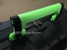 DJI Inspire 1 Case Accent Parts - Heavy Duty Replacement Handle - Android Green