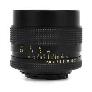 Contax 28mm f2.8 Distagon C/Y AEJ Lens
