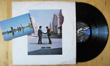 33t LP PINK FLOYD : Wish you were here