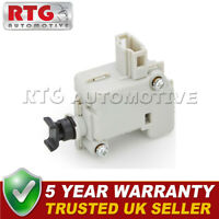 Door Lock Actuator Rear Fits VW Golf (Mk4) 1.6