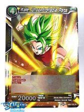 Dragon Ball Super TCG Kale,Uncontrollable Rage DB2-102 UC foil Divine Multiverse