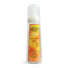 [CANTU] SHEA BUTTER FOR NATURAL HAIR WAVE WHIP CURLING MOUSSE 8.4OZ