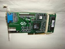 ATI Video Card AMC Ver 2.0 r Compaq ©1998 p.n. 109-43200-10 - Memory 314025-002