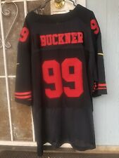 deforest buckner jersey SF 49ers Size 60