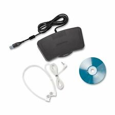 Sony FS-85USB Digital Voice Editor Recorder Transcribing Kit Foot Pedal Control