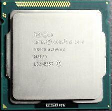 Lot of 2 Intel Core Processor i5-3470 3.2Ghz SR0T8