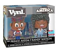 NYCC EXCLUSIVE Funko VYNL: Coming To America Prince Akeem & Randy Watson POP
