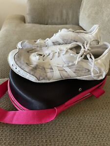 nfinity vengeance cheer shoes size 8