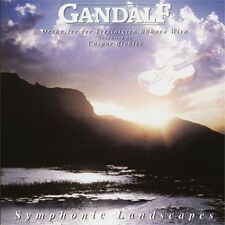 GANDALF Symphonic Landscapes VINYL LP NEU CBS 1990 / New Age / Pop Instrumental