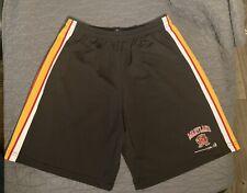 Nwot Fit 2 Win University of Maryland Terrapins Lacrosse Men's Xl Shorts
