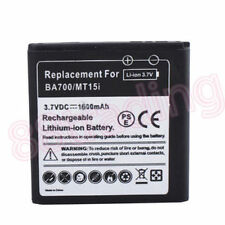 High Quality 1600mAH Battery for Sony Ericsson Xperia Neo Neo V Pro BA700