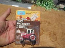 ERTL IH International 1086 86 series Farm Machinery World Toy Tractor NIP 1/64