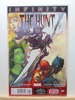 Infinity The Hunt #1 001 Marvel Comics vf/nm CB2542