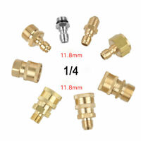#1- #19 QUICK RELEASE ADAPTER CONNECTOR COUPLING FOR PRESSURE WASHER