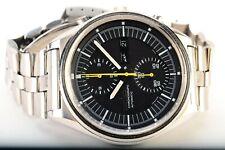RARE Vintage Seiko JUMBO 6138-3002 Day Date Cronografo Automatico S. Acciaio Orologio