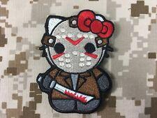 Warrior Hello Kitty x Jason Patch WR-PT012