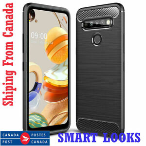 For LG K61 Q70 G7 G8 ThinQ V30 Case Shockproof Heavy Duty Rugged Matte Cover
