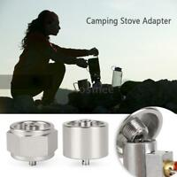 MAPP Gas Adapter Stove Connector Gas Tank Adapter Camping Stove Converter X8O3