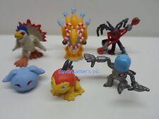 """Digimon Bandai Mini Figure 1.5"""" Season 3 2001 Collectable Set #30 Kyubimon"""