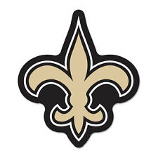 New Orleans Saints Logo on the GoGo [NEW] NFL Car Auto Emblem Sign Truck Grill