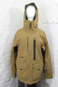 Billabong A/Div Prism STX Snow Jacket, Mens' Large, Ermine Brown New
