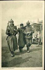 """434485) Sw AK """"Deutsche Barbaren"""", rs teils beschrieben 1916"""