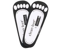 Sticky Feet x 100 Black (50 pairs) - Suntana Spray Tan LTD