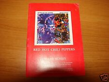 pocket book w. lirycs Red Hot Chili Peppers Freaky