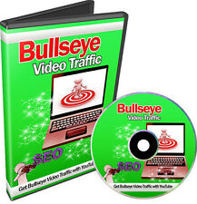 YouTube Video Traffic - 10 Video Tutorials on 1 CD