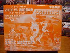 Limited Zoids vs Snipe Master - Mint in Box