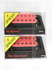 DiMarzio F-spaced Air Norton & Tone Zone Set Pink W/Black Poles
