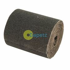 Sanding Mesh Roll 5M - Paint Decorating Wood Removal Sandpaper - 60 Grit