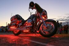Motorcycle Accent Light Kit, 207 LEDs, iPhone & Android Controller w/Remotes