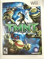 TMNT (Nintendo Wii, 2007)