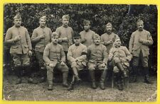 cpa France Carte Photo Hiver 1916-17 MILITAIRES SOLDATS du 53e Régiment
