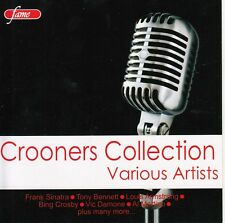 CROONERS COLLECTION Various Artists CD - New    SirH70