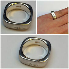 Ring 925 er Sterling Silber von FOSSIL Silberschmuck Silberringe