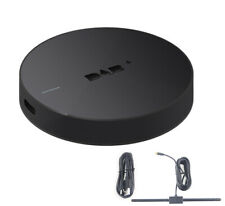 Car DAB DAB+ Digital Radio USB Adapter Receiver FM Transmitter Tuner & Antenna