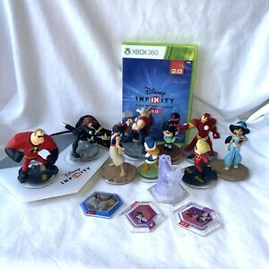 Disney Infinity 2.0 Bundle - Xbox 360 - Including 9 characters, Portal & Disk