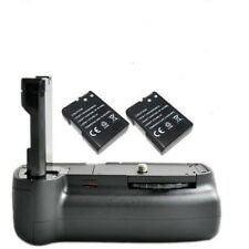 Vertical Shutter Battery Grip For Nikon D3100 D3200 D5100 +2x Decoded Battery